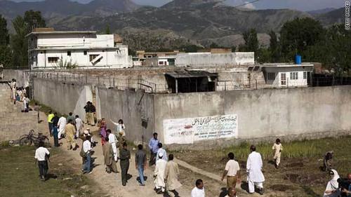 Pakistancompoundbinladen